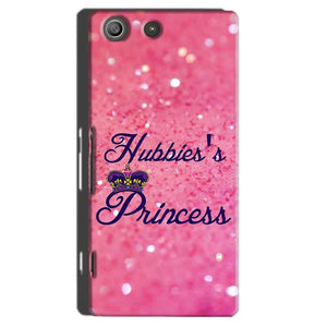 Sony Xperia M5 Pro Mobile Covers Cases Hubbies Princess - Lowest Price - Paybydaddy.com