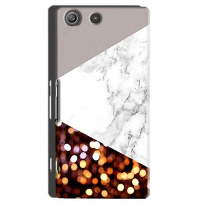 Sony Xperia M5 Pro Mobile Covers Cases MARBEL GLITTER - Lowest Price - Paybydaddy.com