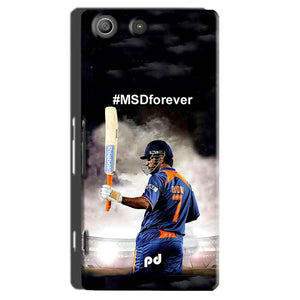 Sony Xperia M5 Pro Mobile Covers Cases MS dhoni Forever - Lowest Price - Paybydaddy.com