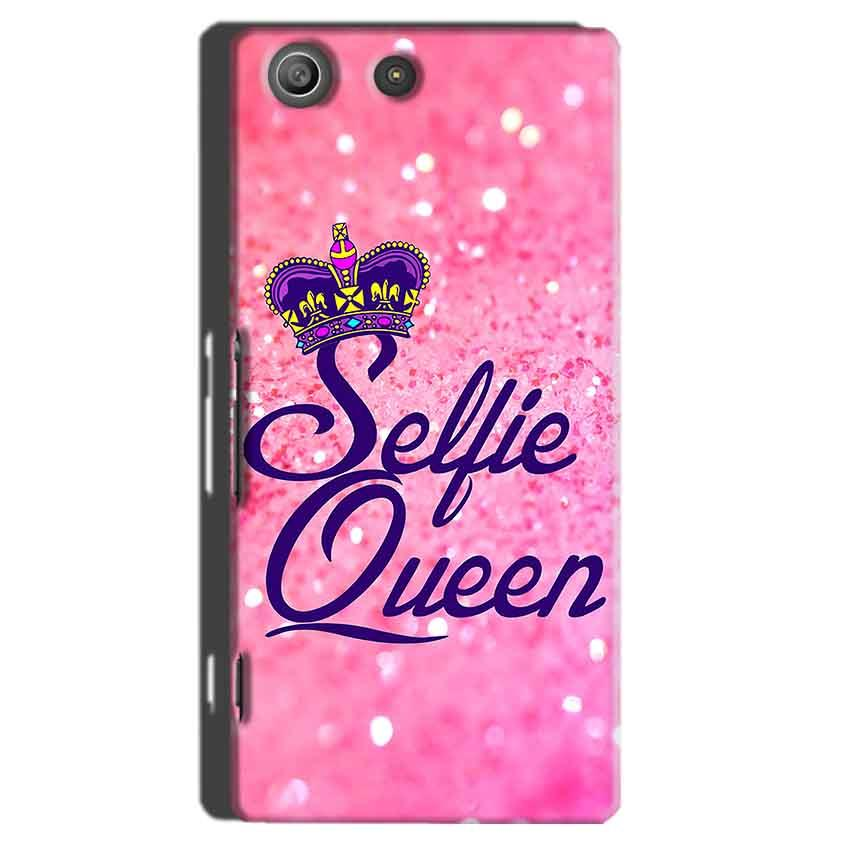 Sony Xperia M5 Pro Mobile Covers Cases Selfie Queen - Lowest Price - Paybydaddy.com