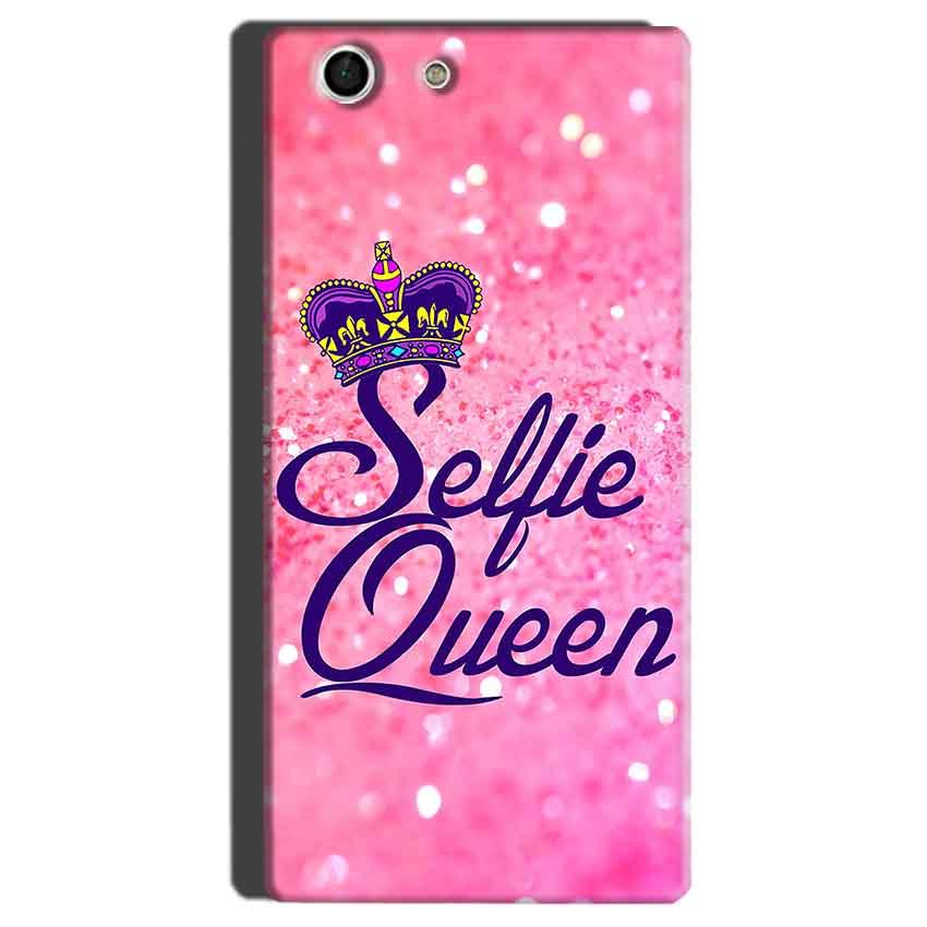 Sony Xperia M5 Mobile Covers Cases Selfie Queen - Lowest Price - Paybydaddy.com