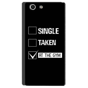 Sony Xperia M5 Mobile Covers Cases Single Taken At The Gym - Lowest Price - Paybydaddy.com