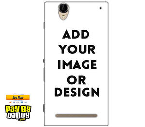 Customized Sony Xperia T2 Ultra Mobile Phone Covers & Back Covers with your Text & Photo