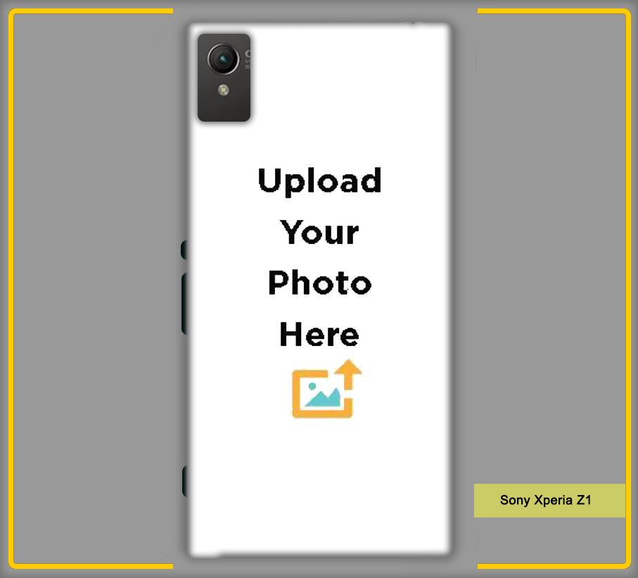 CustomizedIntex Sony Xperia Z1 4s Mobile Phone Covers & Back Covers with your Text & Photo