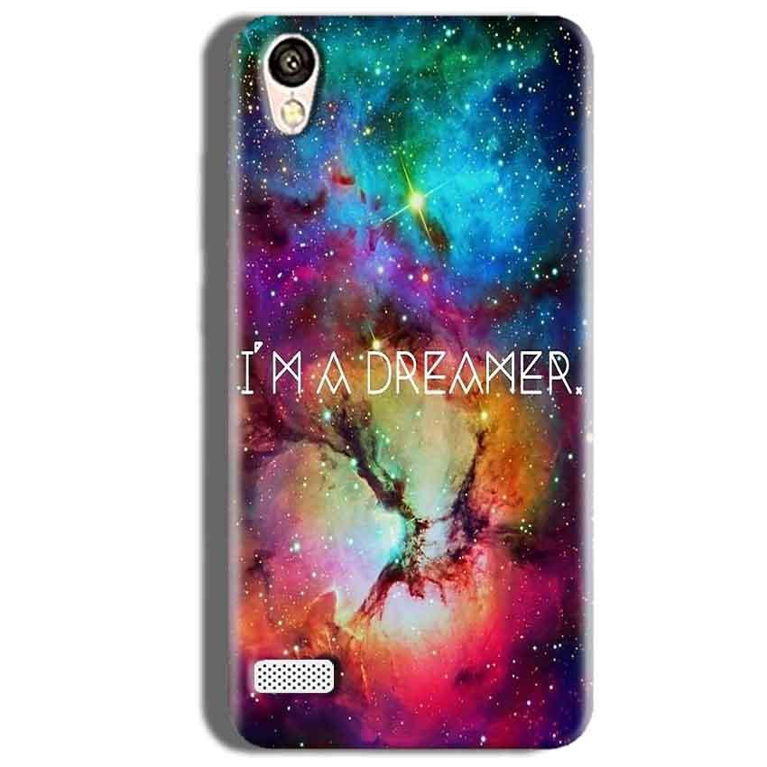 Vivo 31L Mobile Covers Cases I am Dreamer - Lowest Price - Paybydaddy.com