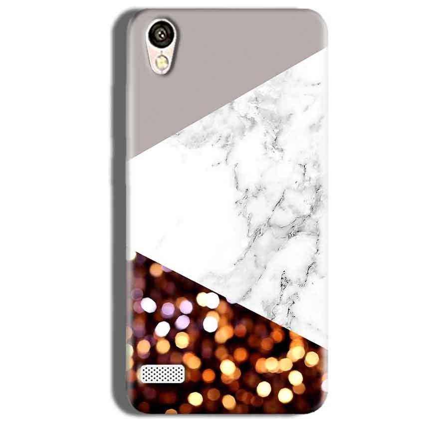 Vivo 31L Mobile Covers Cases MARBEL GLITTER - Lowest Price - Paybydaddy.com