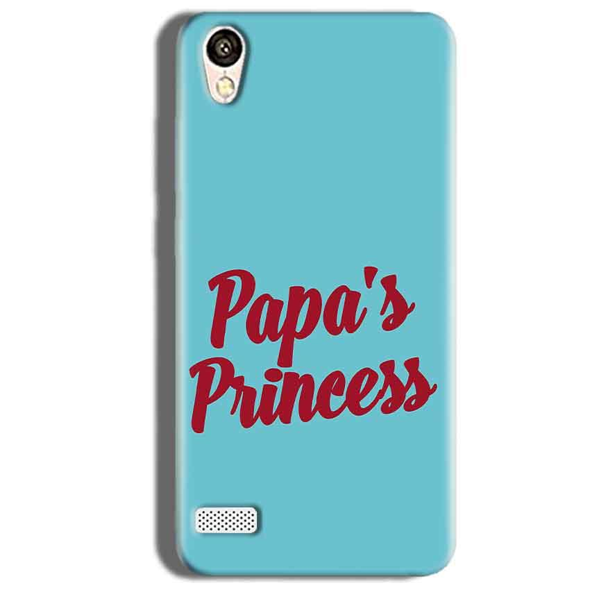 Vivo 31L Mobile Covers Cases Papas Princess - Lowest Price - Paybydaddy.com