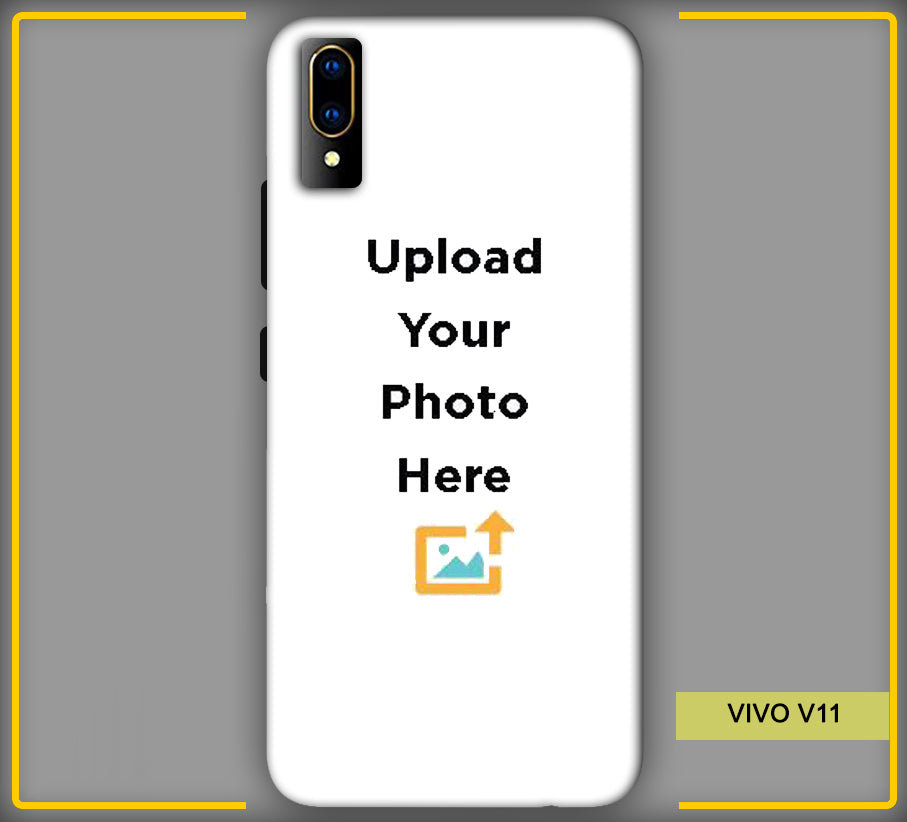 Customized Vivo V11 Mobile Phone Covers & Back Covers with your Text & Photo