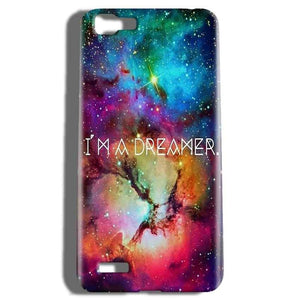 Vivo V1 Mobile Covers Cases I am Dreamer - Lowest Price - Paybydaddy.com