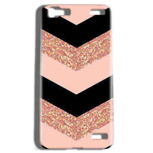 Vivo V1 Max Mobile Covers Cases Black down arrow Pattern - Lowest Price - Paybydaddy.com