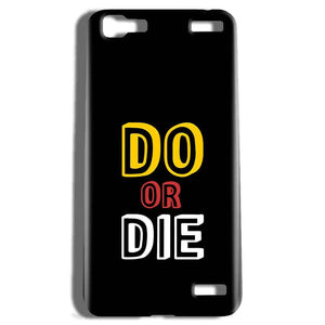 Vivo V1 Max Mobile Covers Cases DO OR DIE - Lowest Price - Paybydaddy.com