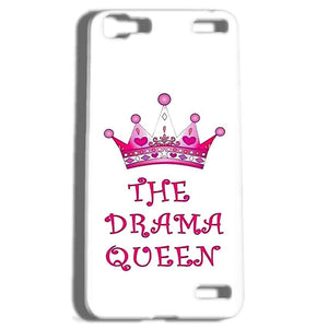 Vivo V1 Max Mobile Covers Cases Drama Queen - Lowest Price - Paybydaddy.com