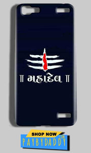 Vivo V1 Max Mobile Covers Cases Mahadev - Lowest Price - Paybydaddy.com