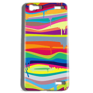 Vivo V1 Max Mobile Covers Cases Melted colours - Lowest Price - Paybydaddy.com