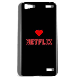 Vivo V1 Max Mobile Covers Cases NETFLIX WITH HEART - Lowest Price - Paybydaddy.com