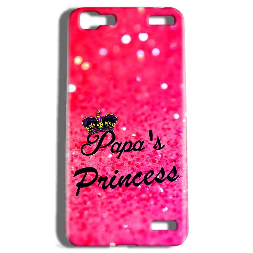 Vivo V1 Max Mobile Covers Cases PAPA PRINCESS - Lowest Price - Paybydaddy.com