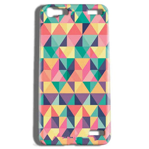 Vivo V1 Max Mobile Covers Cases Prisma coloured design - Lowest Price - Paybydaddy.com