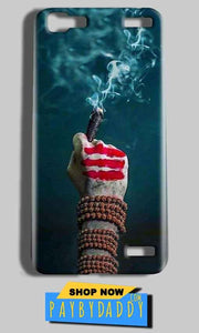 Vivo V1 Max Mobile Covers Cases Shiva Hand With Clilam - Lowest Price - Paybydaddy.com