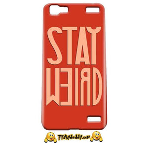 Vivo V1 Max Mobile Covers Cases Stay Weird - Lowest Price - Paybydaddy.com