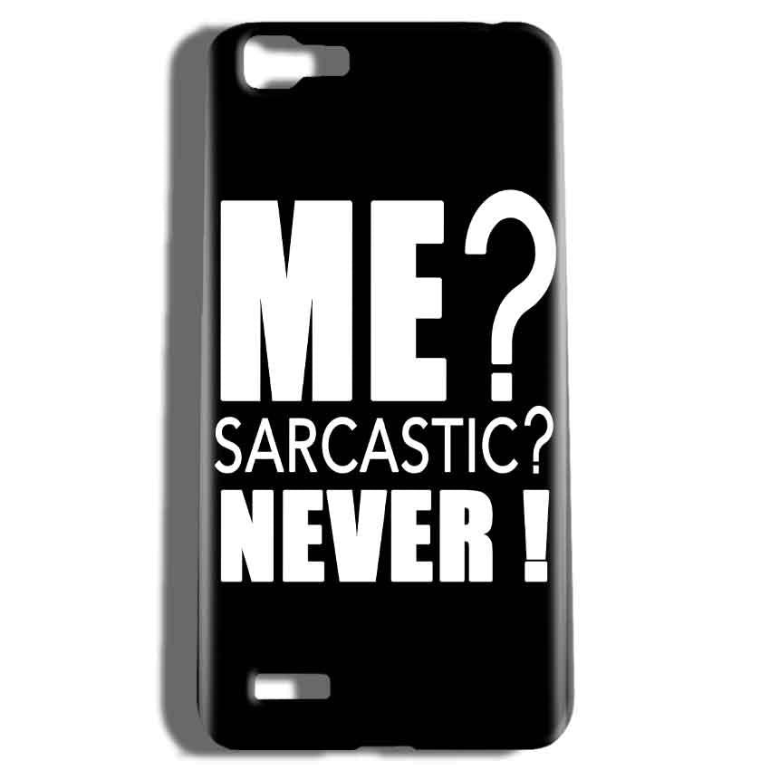 Vivo V1 Mobile Covers Cases Me sarcastic - Lowest Price - Paybydaddy.com
