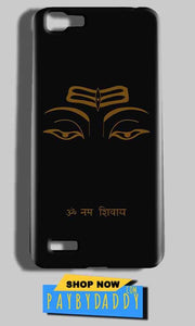 Vivo V1 Mobile Covers Cases Om Namaha Gold Black - Lowest Price - Paybydaddy.com