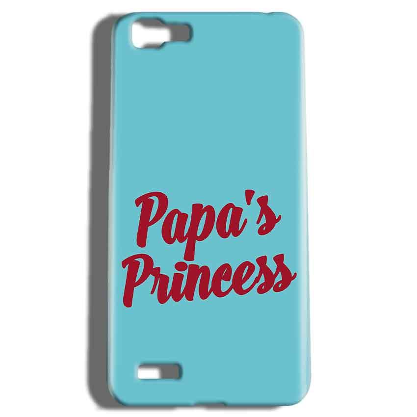 Vivo V1 Mobile Covers Cases Papas Princess - Lowest Price - Paybydaddy.com