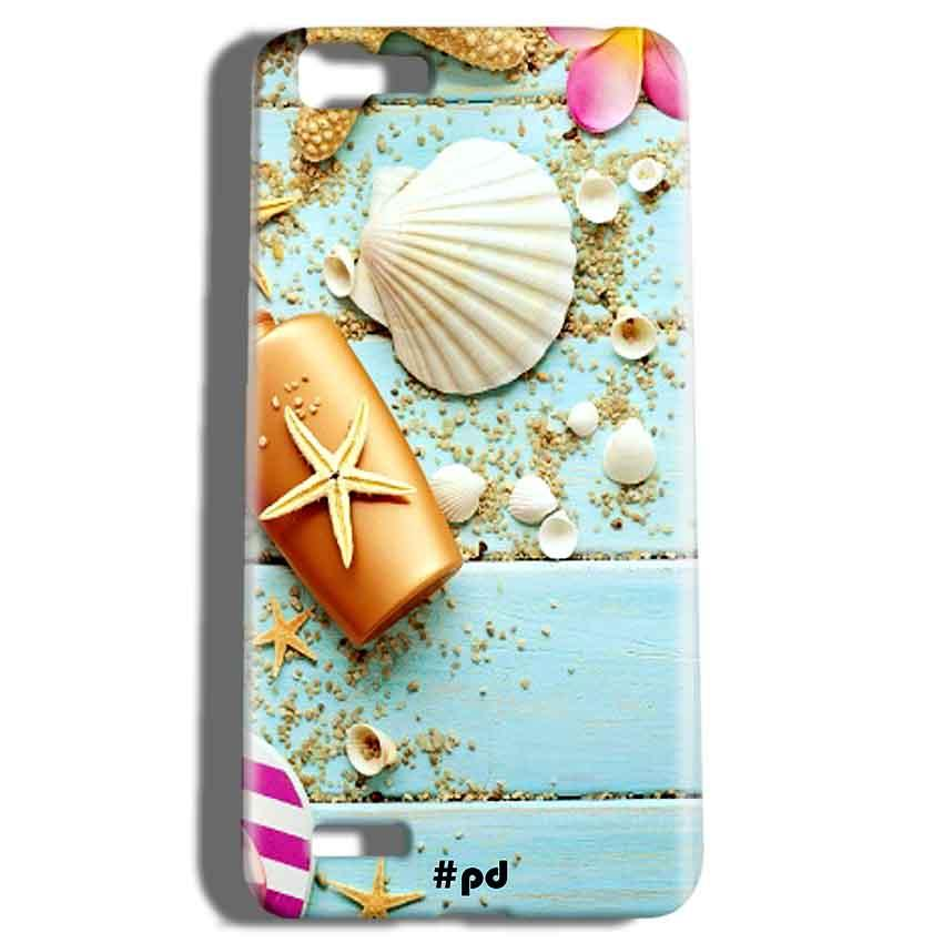 Vivo V1 Mobile Covers Cases Pearl Star Fish - Lowest Price - Paybydaddy.com