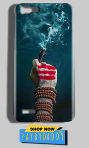 Vivo V1 Mobile Covers Cases Shiva Hand With Clilam - Lowest Price - Paybydaddy.com