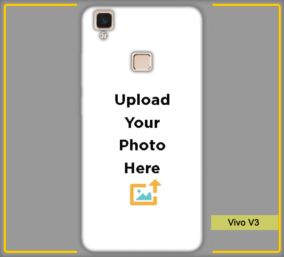 Customized Vivo V3 Mobile Phone Covers & Back Covers with your Text & Photo