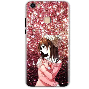 Vivo V3 Mobile Covers Cases Glitter Girl - Lowest Price - Paybydaddy.com