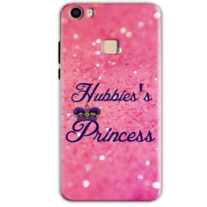 Vivo V3 Mobile Covers Cases Hubbies Princess - Lowest Price - Paybydaddy.com