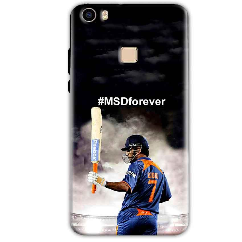 Vivo V3 Mobile Covers Cases MS dhoni Forever - Lowest Price - Paybydaddy.com