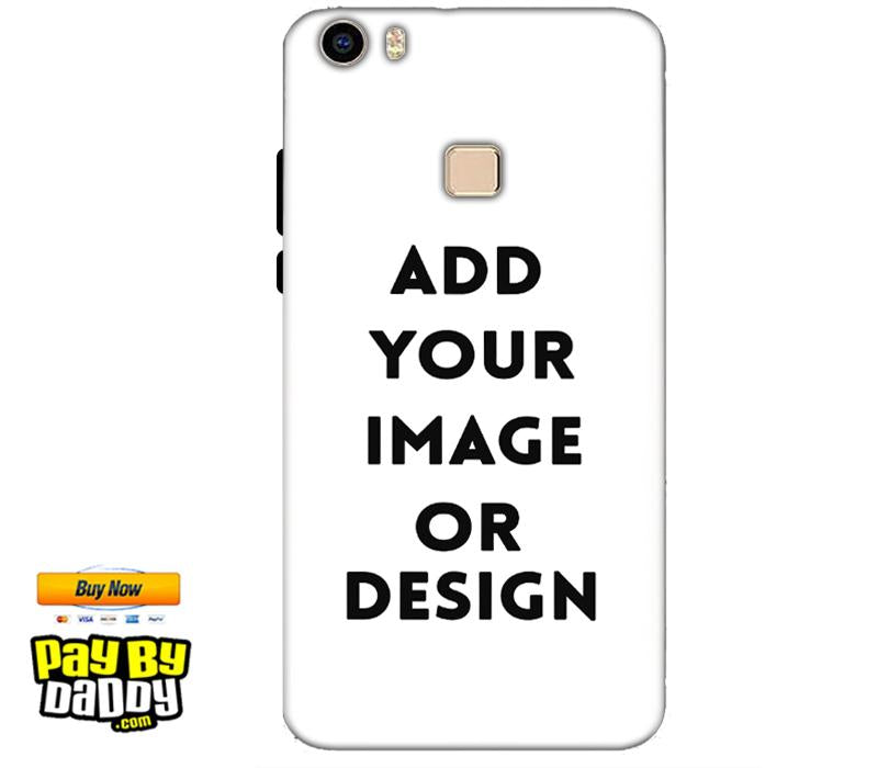 Customized Vivo V3 Max Mobile Phone Covers & Back Covers with your Text & Photo