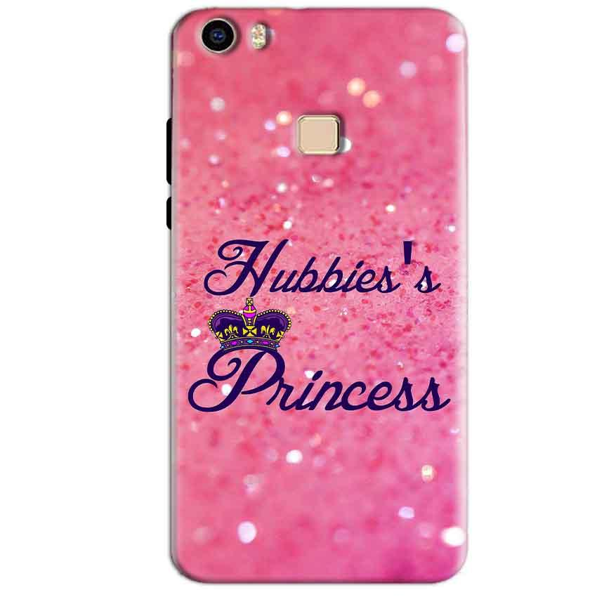 Vivo V3 Max Mobile Covers Cases Hubbies Princess - Lowest Price - Paybydaddy.com