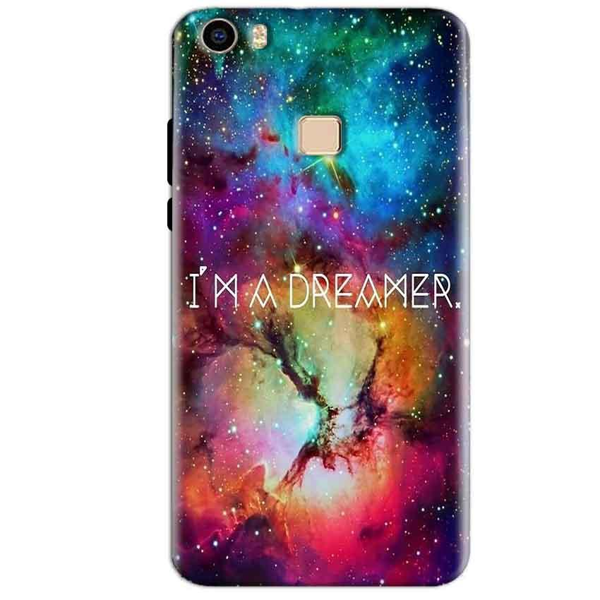 Vivo V3 Max Mobile Covers Cases I am Dreamer - Lowest Price - Paybydaddy.com