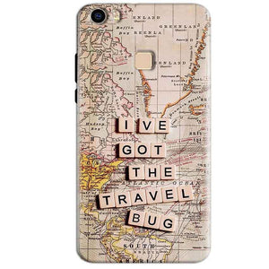 Vivo V3 Max Mobile Covers Cases Live Travel Bug - Lowest Price - Paybydaddy.com