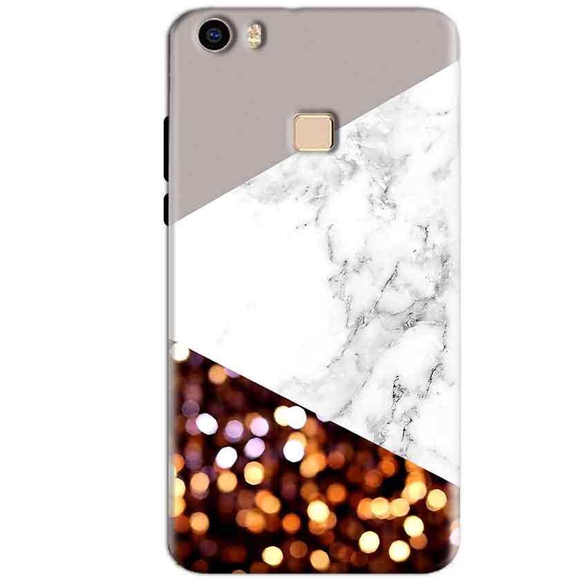 Vivo V3 Max Mobile Covers Cases MARBEL GLITTER - Lowest Price - Paybydaddy.com