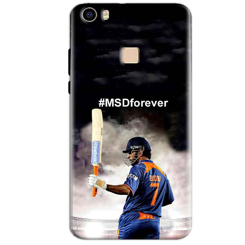 Vivo V3 Max Mobile Covers Cases MS dhoni Forever - Lowest Price - Paybydaddy.com