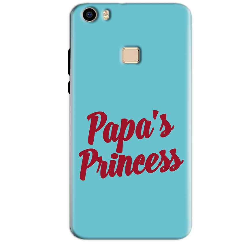 Vivo V3 Max Mobile Covers Cases Papas Princess - Lowest Price - Paybydaddy.com