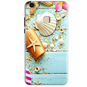 Vivo V3 Max Mobile Covers Cases Pearl Star Fish - Lowest Price - Paybydaddy.com