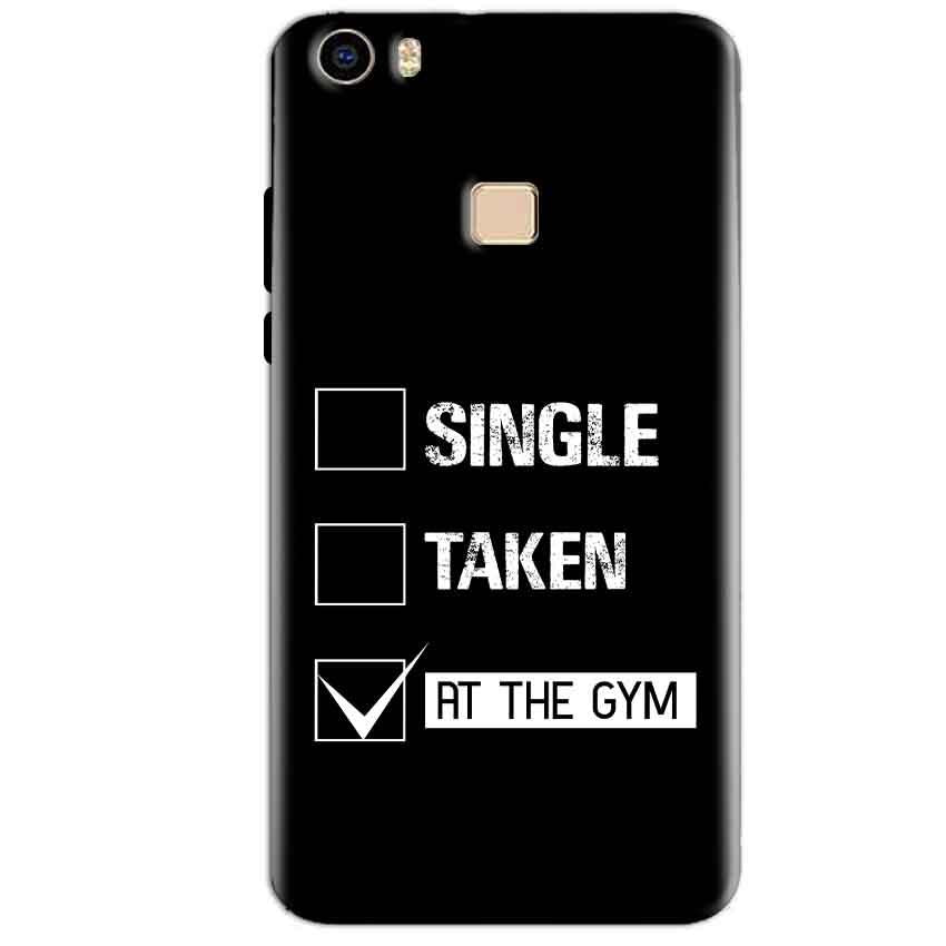 Vivo V3 Max Mobile Covers Cases Single Taken At The Gym - Lowest Price - Paybydaddy.com