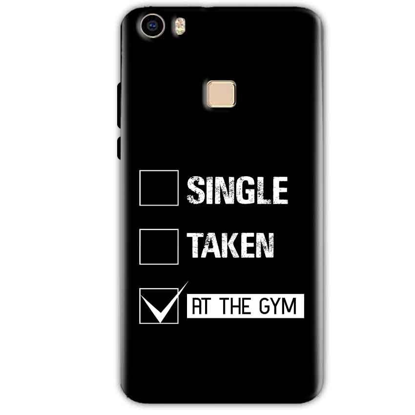 Vivo V3 Mobile Covers Cases Single Taken At The Gym - Lowest Price - Paybydaddy.com