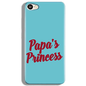 Vivo V5 Mobile Covers Cases Papas Princess - Lowest Price - Paybydaddy.com