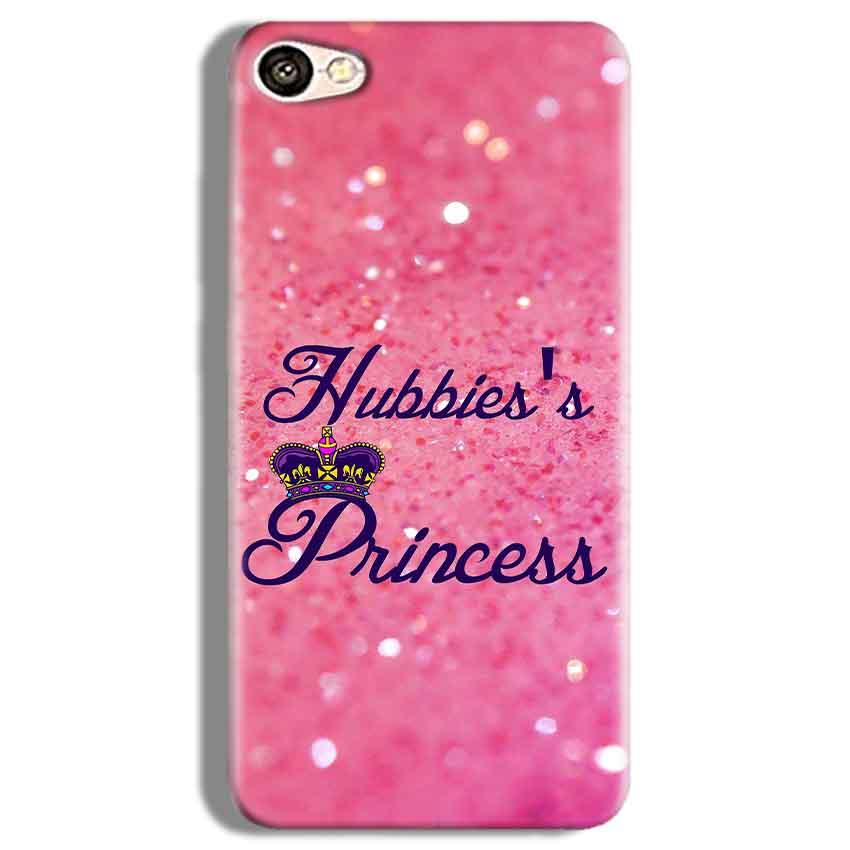 Vivo V5 Plus Mobile Covers Cases Hubbies Princess - Lowest Price - Paybydaddy.com