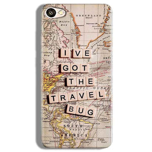 Vivo V5 Plus Mobile Covers Cases Live Travel Bug - Lowest Price - Paybydaddy.com