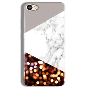 Vivo V5 Plus Mobile Covers Cases MARBEL GLITTER - Lowest Price - Paybydaddy.com