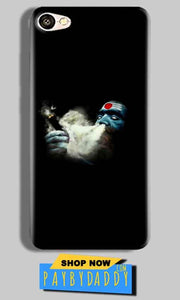 Vivo V5 Plus Mobile Covers Cases Shiva Aghori Smoking - Lowest Price - Paybydaddy.com