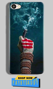 Vivo V5 Plus Mobile Covers Cases Shiva Hand With Clilam - Lowest Price - Paybydaddy.com