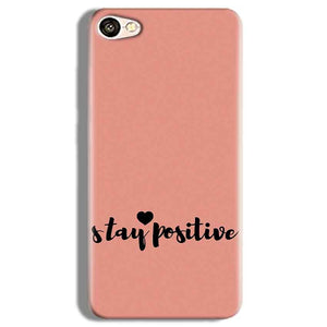 Vivo V5 Plus Mobile Covers Cases Stay Positive - Lowest Price - Paybydaddy.com
