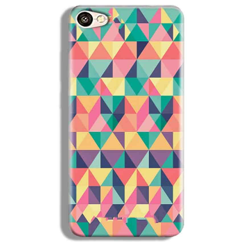 Vivo V5 Mobile Covers Cases Prisma coloured design - Lowest Price - Paybydaddy.com